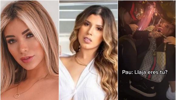 La modelo publicó una parodia de la actitud que tuvo la salsera el pasado sábado, día en el cual decidió esconderse en la maletera de un auto para no ser intervenida por las autoridades.