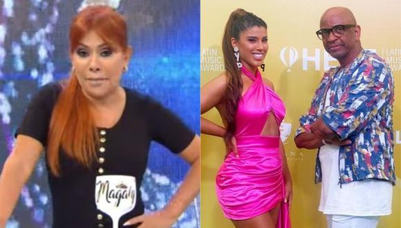 Magaly Medina había anunciado entrevista con Yahaira Plasencia y Sergio George. (Foto: Captura de video/@yahairaplasencia)