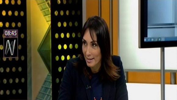 Patricia Donayre: Nadie quiere ver a políticos del Congreso disuelto en elecciones 2020