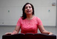 """Vicepresidenta de Perú Libre: """"No vamos a firmar ninguna hoja de ruta para cambiar nuestras propuestas"""""""