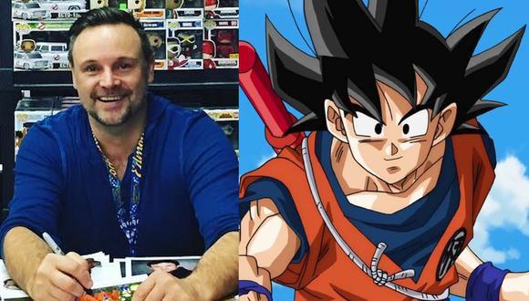 Kirby Morrow, la voz a Goku en la versión estadounidense de Dragon Ball Z, falleció a los 47 años. (Foto: @realkirbymorrow/Toei Animation)