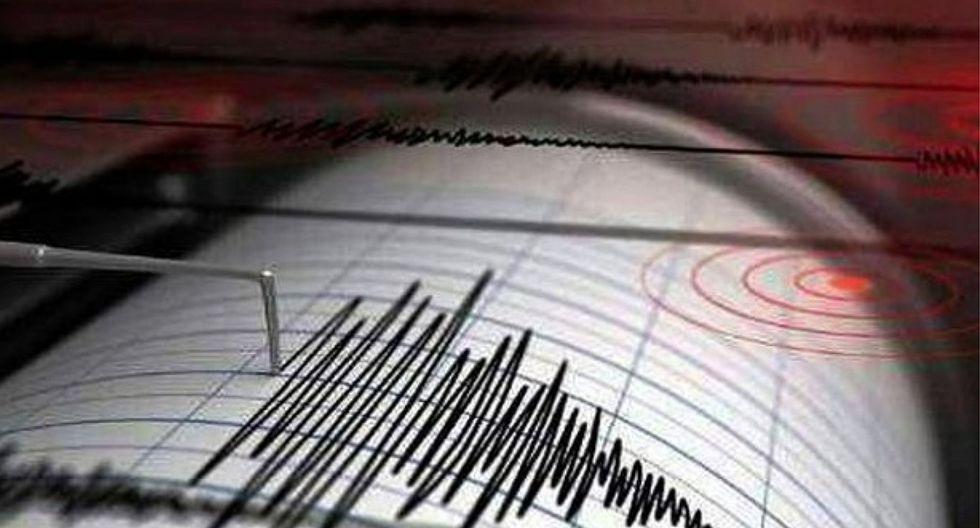Leve temblor de 3.7 grados se sintió esta mañana en Lima