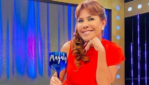 Magaly Medina anuncia su regreso a la TV. (Foto: ATV)