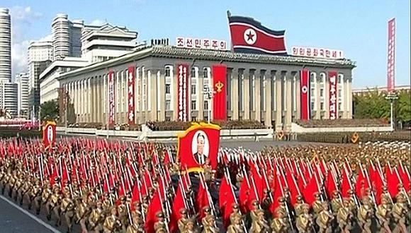Kim jong-ung lanzará un misil para celebrar aniversario del nacimiento de su abuelo