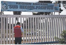 Áncash: Dejaron que inhabilitado trabaje en entidad regional