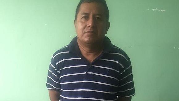 Cae presunto terrorista sindicado de detonar antena de Petro-Perú y matar a campesino