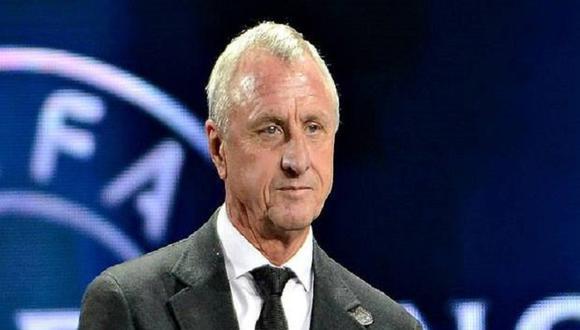 Cruyff, el hombre total