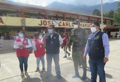 Huánuco: Detectan falta de fiscalización durante comicios de la primera vuelta