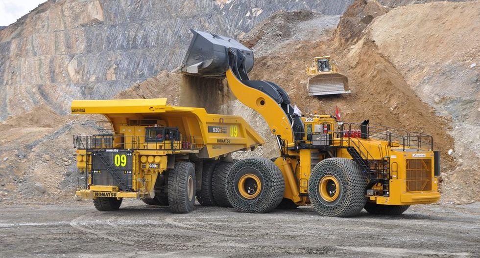 Minería. (Foto: GEC)