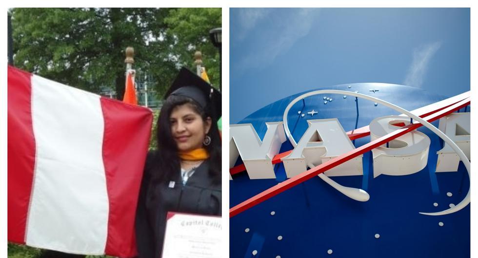 CNN homenajeó a ingeniera astronauta peruana que trabaja en la NASA