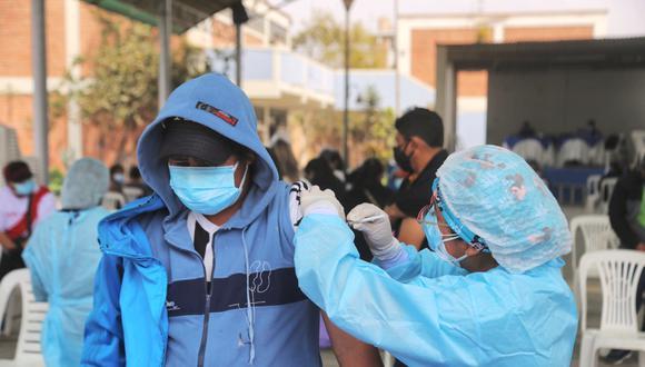 Buscan cubrir brechas de segunda dosis en toda la región y para eso ya solicitaron más de 100 mil vacunas.