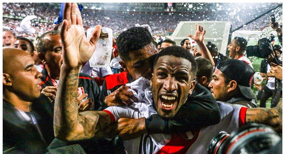 Rusia 2018: FIFA reconoce a Jefferson Farfán y su juego en clasificación de Perú al Mundial