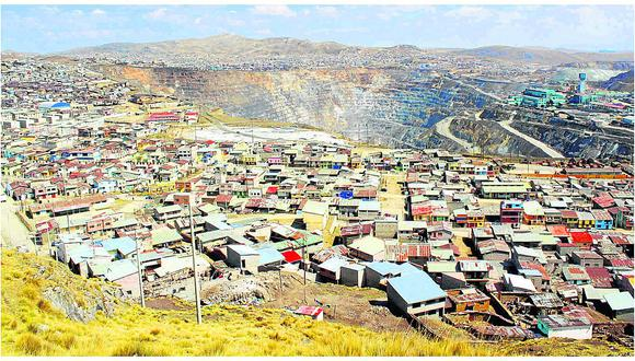 Abogados plantean derogatoria de la Ley del traslado de Cerro de Pasco