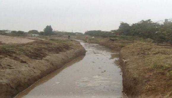 Pisco: Obras de canales de riego siguen en espera