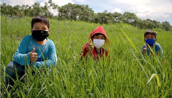 La investigadora de la Fundación Fisabio, María Garcés-Sánchez, también invocó a las autoridades para que los niños sean incluidos en la estrategia de vacunación contra el COVID-19. (Foto: Unicef Perú)