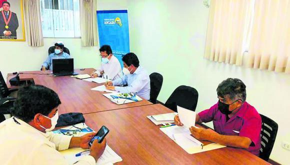 Representante de Junta de Usuarios de Nepeña estima que 90% de tierras de proyecto está ocupada.
