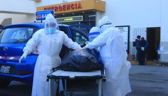 Pacientes covid mueren debido a que llegan en un estado grave al hospital