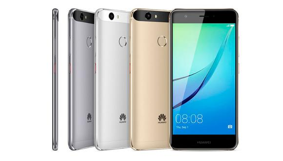 IFA 2016: Huawei presentó su nueva serie de smartphones [VIDEO]