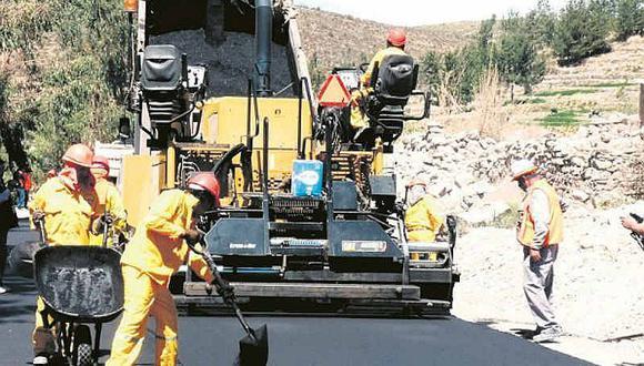 Inversiones pendientes en infraestructura suman $ 5,324 millones