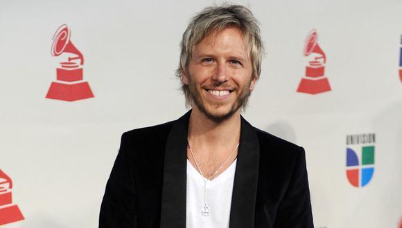 El cantante Noel Schajris lanzó una nueva canción en colaboración con el ganador del Oscar Paul Williams. (Foto: JEWEL SAMAD / AFP)