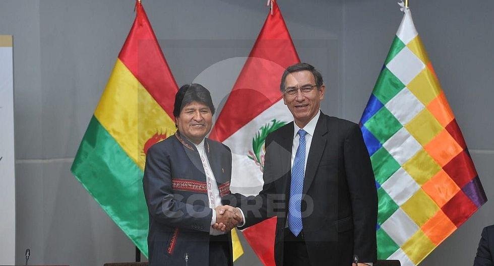Quinto Gabinete Binacional Perú-Bolivia se desarrolla en Ilo (FOTOS)