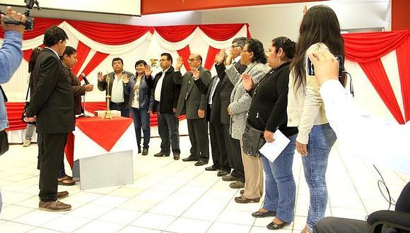 Representantes de la ciudad de Ilo juramentan para el periodo 2017 – 2019