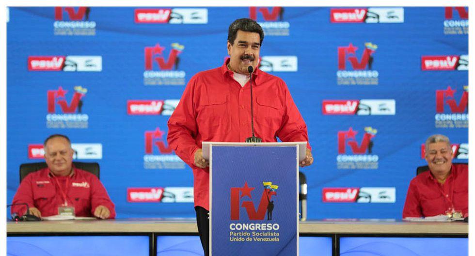 """Nicolás Maduro reconoce su """"responsabilidad"""" en la crisis económica de Venezuela"""