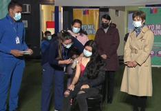 Chile comienza la vacunación a menores desde los 6 años