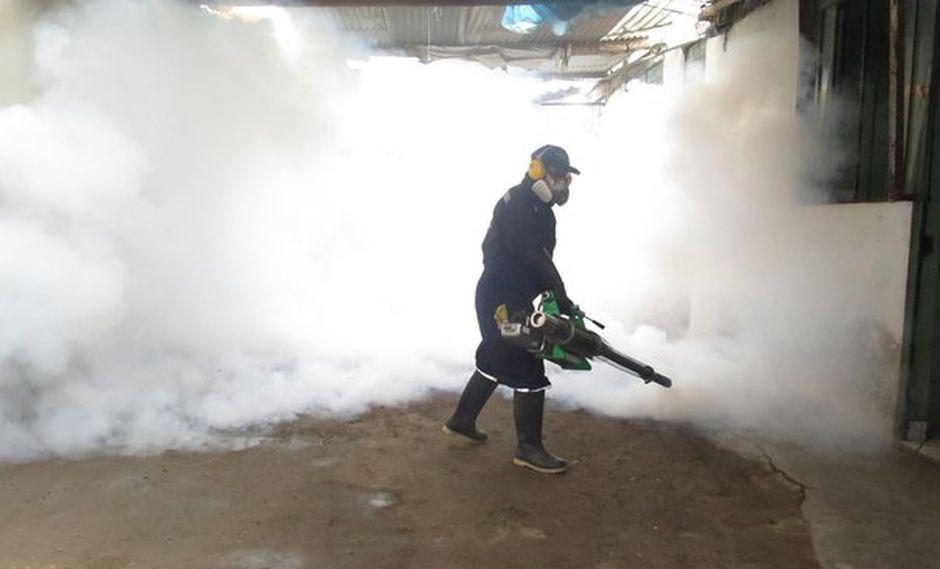 Áncash: Ya son 57 los casos de dengue en Casma