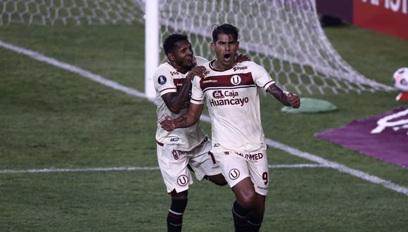 Universitario de Deportes jugará este miércoles ante Defensa y Justicia por Copa Libertadores. (Foto: GEC)