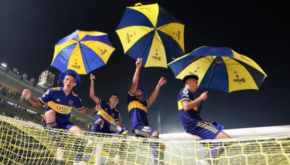 Boca Juniors tiene ocho días para prepararse para el partido de Copa Libertadores ante Libertad. (Foto: Boca Juniors)