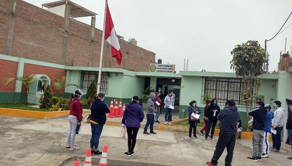 Criminales asaltan dos buses con trabajadores de textilera en 24 horas en Chincha.