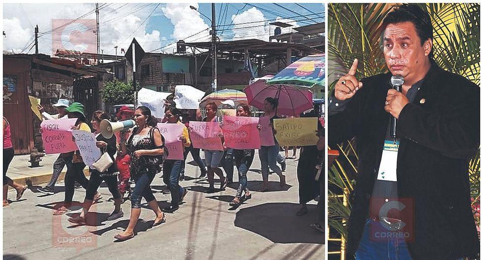 Alcalde y pobladores de Satipo dan ultimátum a los malos venezolanos