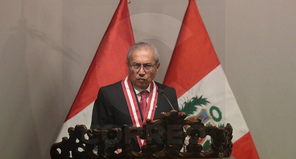 Tormenta por últimos audios envuelve al fiscal de la Nación Pedro Chávarry