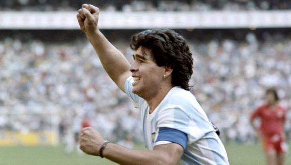 De la mano de Diego Maradona, Argentina se coronó campeona del Mundial México 1986. (Foto: AFP)