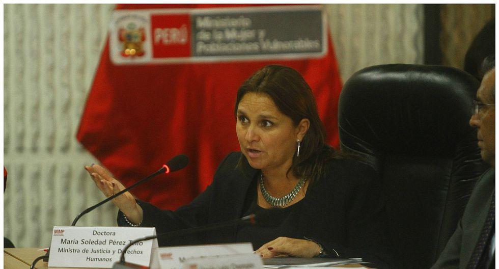 Accomarca: Ministra Marisol Pérez Tello destaca sentencia por matanza de 69 personas (VIDEO)