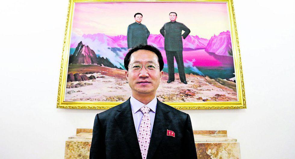 """Embajador de Corea del Norte: """"Apenas hemos hecho cinco pruebas nucleares"""""""