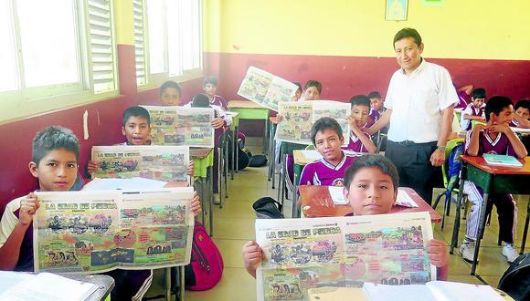 """""""Correo te conecta con la Educación"""" en colegio San José"""