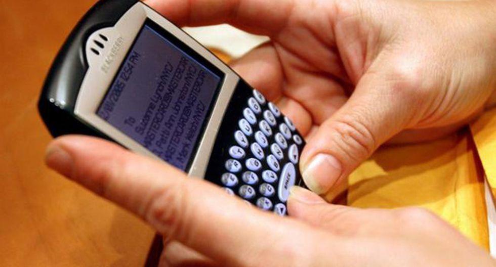 El uso de celulares por la noche podría desarrollar transtornos mentales
