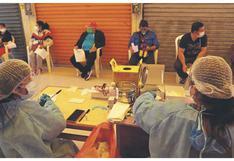 47 comerciantes del mercado 21 de Abril dan positivo al COVID-19 en Chimbote