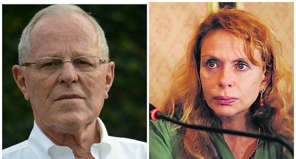 Caso Odebrecht: Eliane Karp amenaza a PPK y lo acusa de hacer lobbys
