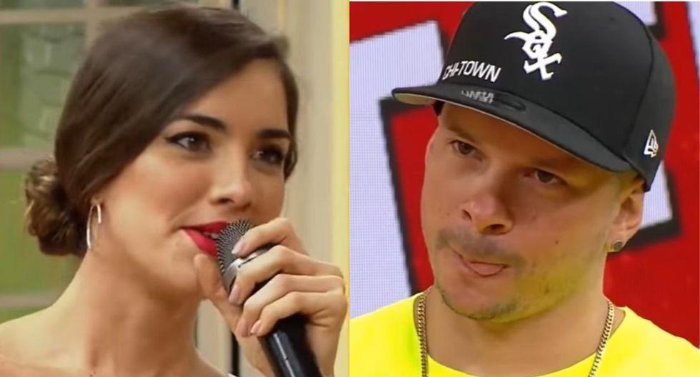 Mario Hart se defendió y aseguró que la mujer era protagonista en uno de los videos de Maluma. Foto: América Hoy