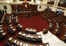 Comisión de Constitución aprueba modificaciones al reglamento del Congreso