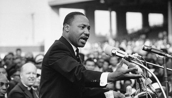 89 años del nacimiento de Martin Luther King