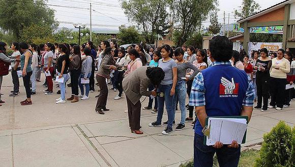 7 mil 114 postularán a la UNSCH en examen reprogramado para diciembre