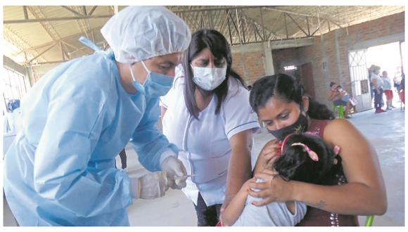 El coronavirus ha hecho que existan 212 mil niños en riesgo de padecer el mal porque no recibieron suplementos.