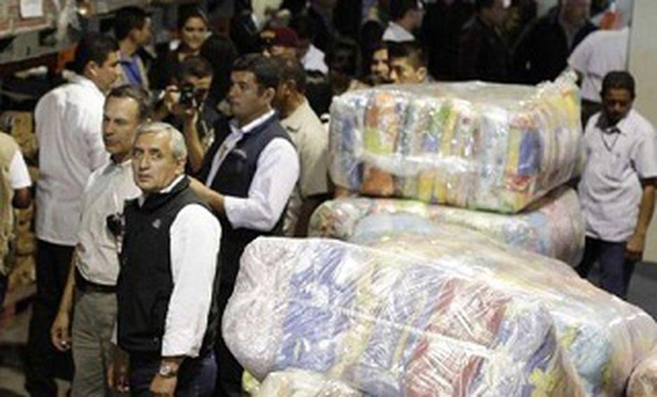Japón envía ayuda para víctimas del terremoto en Guatemala