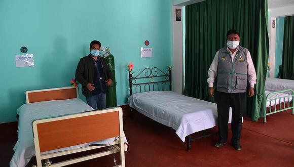 Inauguran centro de aislamiento temporal en la provincia de Fajardo