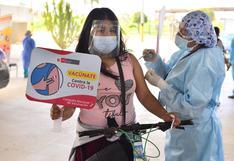 Primera dosis fue aplicada al 80 % de la población y 56 mil aún no se vacunan en Tacna