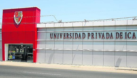 Universidad Particular de Ica es la primera entidad cerrada por la Sunedu